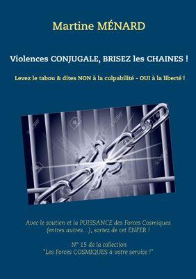 Violences conjugale, brisez les chaînes !