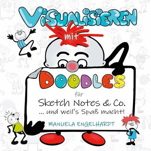 Visualisieren mit Doodles für Sketch Notes & Co.