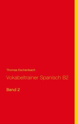 Vokabeltrainer Spanisch B2