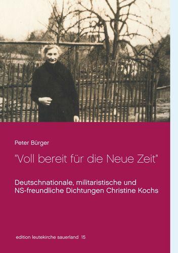 """""""Voll bereit für die Neue Zeit"""""""