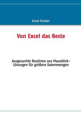 Von Excel das Beste