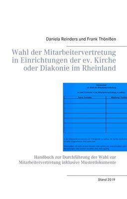 Wahl der Mitarbeitervertretung in Einrichtungen der ev. Kirche oder Diakonie im Rheinland