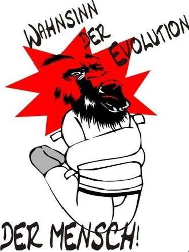 Wahnsinn der Evolution - der Mensch