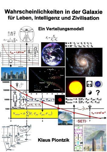 Wahrscheinlichkeiten in der Galaxie für Leben, Intelligenz und Zivilisation