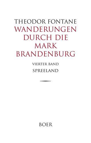 Wanderungen durch die Mark Brandenburg Band 4