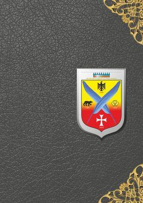 Wappenbuch von Reinhold Schulz