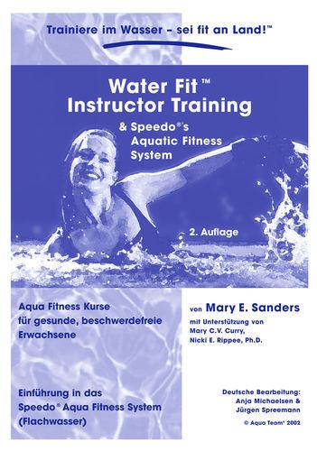 Water Fit Instruktor Training Manual