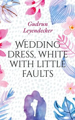 Wedding dress, white with little faults