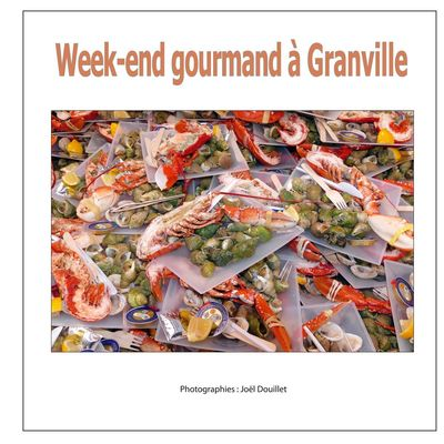 Week-end gourmand à Granville