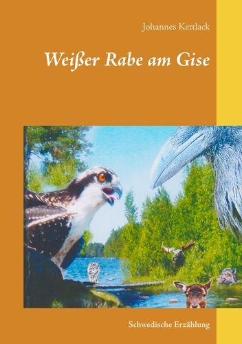 Weißer Rabe am Gise