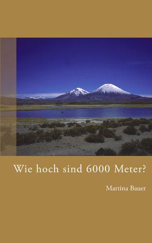 Wie hoch sind 6000 Meter?