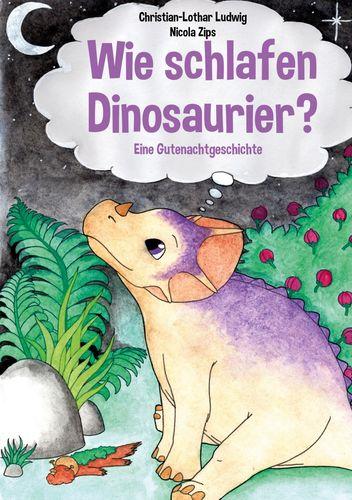 Wie schlafen Dinosaurier?
