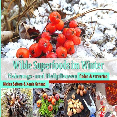Wilde Superfoods im Winter