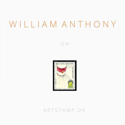 William Anthony on artstamp.dk