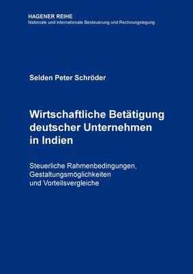 Wirtschaftliche Betätigung deutscher Unternehmen in Indien