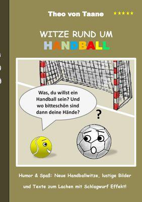 Witze rund um Handball
