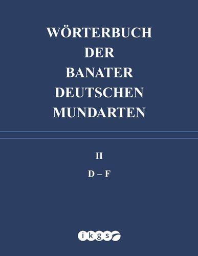 Wörterbuch der Banater deutschen Mundarten
