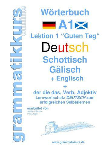Lernen Schottisch Gälisch