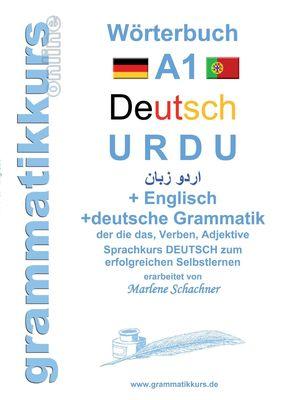 Wörterbuch Deutsch - Urdu - Englisch Niveau A1