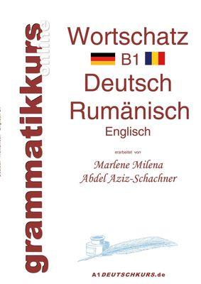 Wörterbuch Rumänisch B1