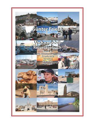 Wohnmobil-Reisetagebuch Band 4