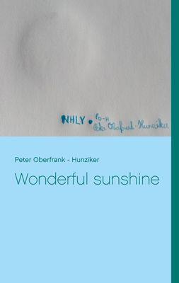 Wonderful sunshine