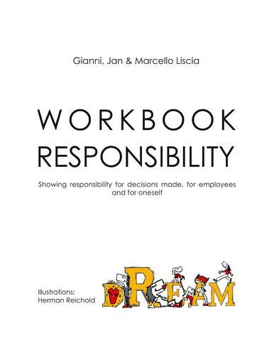 Workbook Responsibility