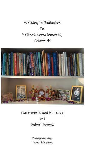 Writing in relation to Krishna Consciousnes, volume 4