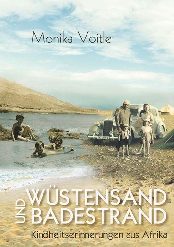 Wüstensand und Badestrand