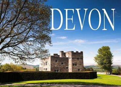 Wunderschönes Devon - Ein Bildband