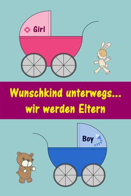 Wunschkind unterwegs...wir werden Eltern