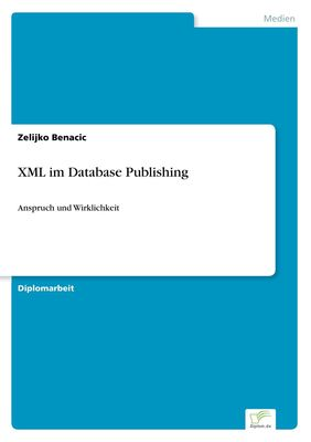 XML im Database Publishing