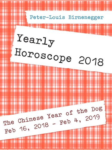 Yearly Horoscope 2018