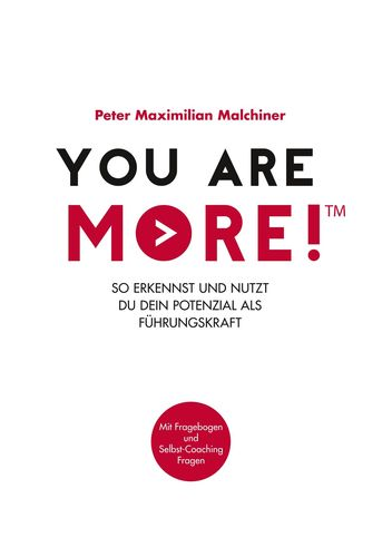 You are more!