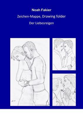 Zeichen-Mappe, Sign Solution-  Der Liebesreigen-