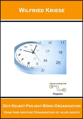 Zeit-Selbst-Projekt-Büro-Organisation