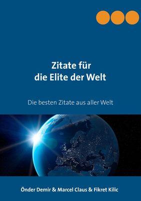 Zitate für die Elite der Welt