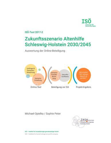 Zukunftsszenario Altenhilfe Schleswig-Holstein 2030/2045