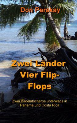 Zwei Länder Vier Flip-Flops