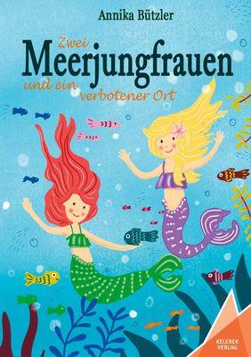 Zwei Meerjungfrauen