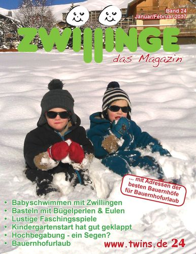Zwillinge das Magazin Jan./Feb. 2017