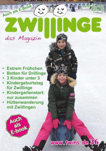 Zwillinge - das Magazin Januar/Februar 2019