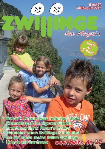 Zwillinge das Magazin Juli/August 2017