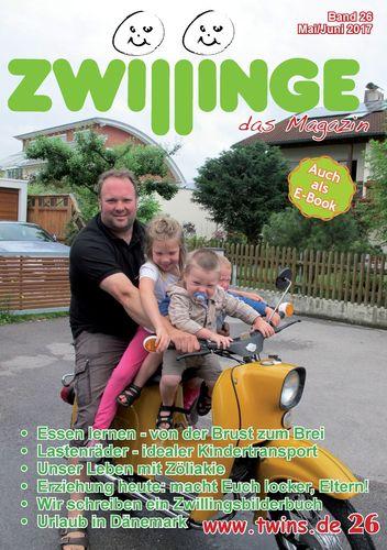 Zwillinge das Magazin Mai/Juni 2017