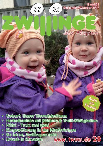 Zwillinge das Magazin September/Oktober 2017